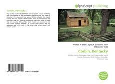 Corbin, Kentucky kitap kapağı