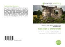 Frederick V of Denmark的封面