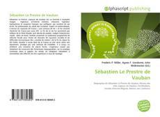 Sébastien Le Prestre de Vauban的封面