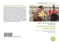 Bookcover of All India Kisan Sabha (Ashoka Road)