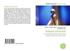 Stargate Command kitap kapağı