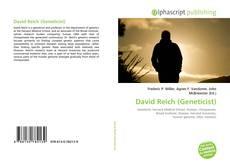 David Reich (Geneticist) kitap kapağı