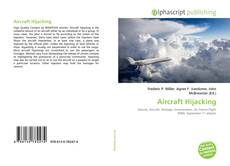 Couverture de Aircraft Hijacking