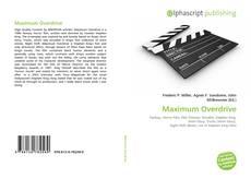 Обложка Maximum Overdrive