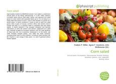 Copertina di Corn salad