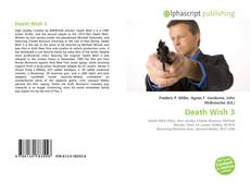 Bookcover of Death Wish 3