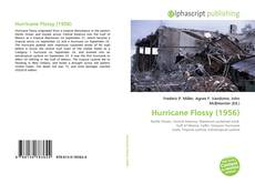 Bookcover of Hurricane Flossy (1956)