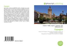 Portada del libro de Espagne