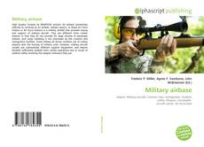 Bookcover of Military airbase