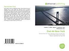 Bookcover of État de New York