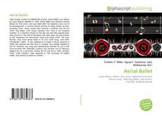 Capa do livro de Aerial Ballet