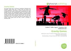 Bookcover of Gravity Games