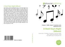 Buchcover von A Hard Day's Night (Album)