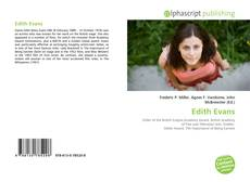 Couverture de Edith Evans