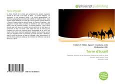 Bookcover of Terre d'Israël