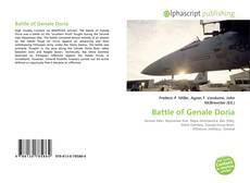 Couverture de Battle of Genale Doria