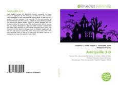 Portada del libro de Amityville 3-D
