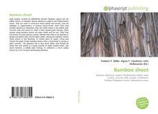 Borítókép a  Bamboo shoot - hoz