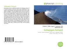 Bookcover of Galápagos hotspot