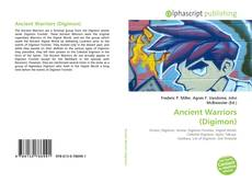 Buchcover von Ancient Warriors (Digimon)