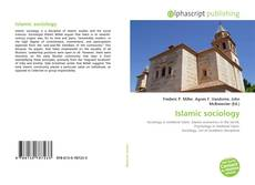 Bookcover of Islamic sociology