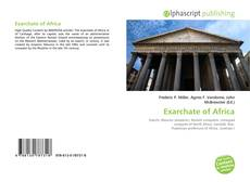 Обложка Exarchate of Africa