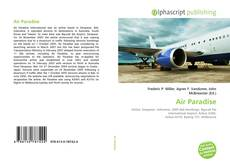 Bookcover of Air Paradise