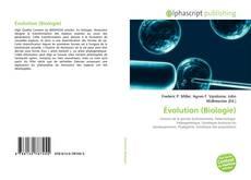 Évolution (Biologie)的封面