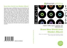 Capa do livro de Brave New World (Iron Maiden Album)