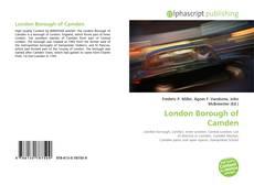 Bookcover of London Borough of Camden