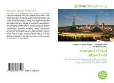 Copertina di Horizons (Epcot Attraction)