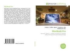 Copertina di MacBook Pro