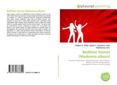 Buchcover von Bedtime Stories (Madonna album)