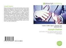 Bookcover of Joseph Staline