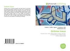 Copertina di Orihime Inoue