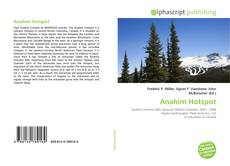 Bookcover of Anahim Hotspot