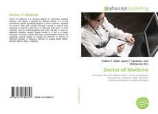 Copertina di Doctor of Medicine