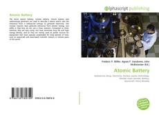 Bookcover of Atomic Battery