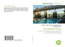 Bookcover of Los Angeles Times