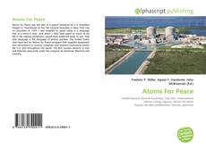Bookcover of Atoms For Peace