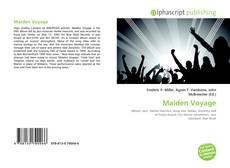 Bookcover of Maiden Voyage