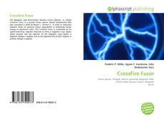 Bookcover of CrossFire Fusor