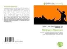 Обложка Minimum-Maximum