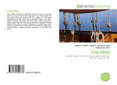 Bookcover of Cog (Ship)