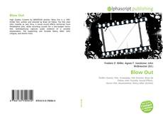 Bookcover of Blow Out