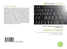 Portada del libro de Charter of Liberties