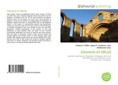 Couverture de Clement of Ohrid
