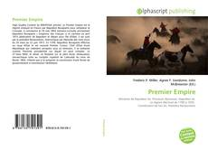 Bookcover of Premier Empire