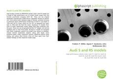 Portada del libro de Audi S and RS models