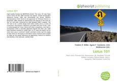 Portada del libro de Lotus 101
